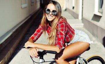 Kūno linijų formavimas ir dviratis – kokių rezultatų turėtum tikėtis
