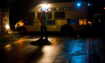 Policija atlieka tyrimą B.Berezovskio namuose