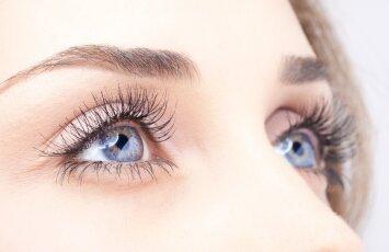 Apie grėsmingą akių ligą, kurios nesustabdžius galima prarasti regėjimą