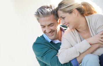 Tvirtų santykių pagrindas - laikas, skiriamas sau