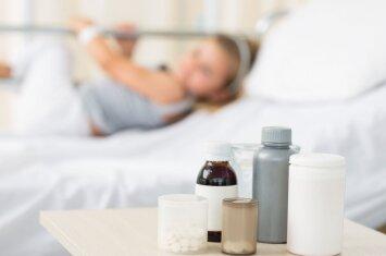 Kur ir kaip tinkamai laikyti vaistus namuose