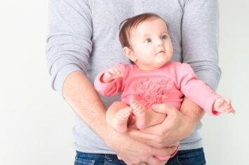 9 požymiai, kad šis vyras bus puikus tėvas