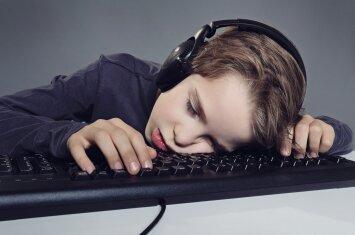 Pedagogės patarimai, kaip atitraukti vaiką nuo kompiuterio ar televizoriaus