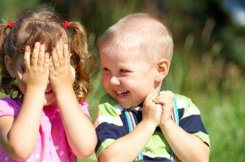 Kaip atskirti, ar vaikas meluoja, ar nekaltai fantazuoja