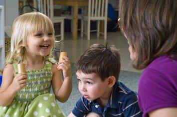 Kaip skatinti vaikus savarankiškai spręsti iškylančias problemas