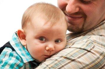 Geras tėtis yra tas, kuris...