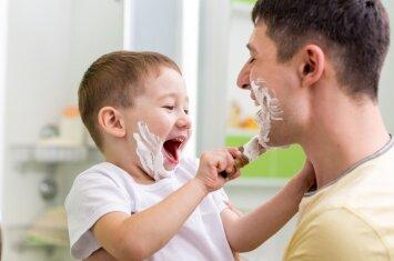 Psichologė: ko mes, suaugusieji, galime pasimokyti iš vaikų