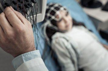 Epilepsija - ne vien priepuoliai, įspėja vaikų neurologai