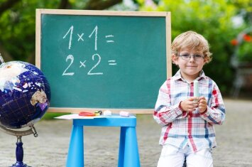 Pedagogė – apie priešmokyklinį ugdymą: ne skaičiai ir raidės čia svarbiausia
