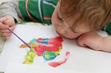 Kodėl svarbu lavinti įvairias vaiko raidos sritis