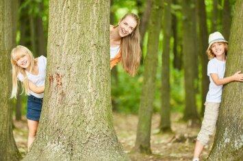 Psichologė: technologijos vaikus atitraukė nuo gyvo žaidimo