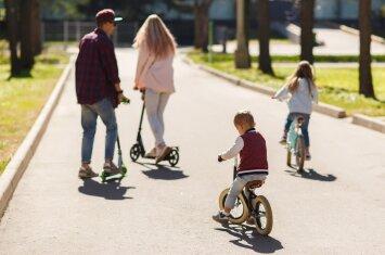 Įvardijo didžiausias problemas, su kuriomis susiduria vaikus auginantys tėvai