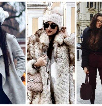 10 ryškiausių šaltojo sezono aprangos tendencijų: rekomenduoja Lietuvos stileivos (FOTO)