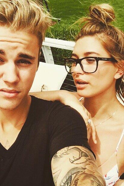 Pikantiška Justino Bieberio nuotrauka - peržengta padorumo riba? (FOTO)