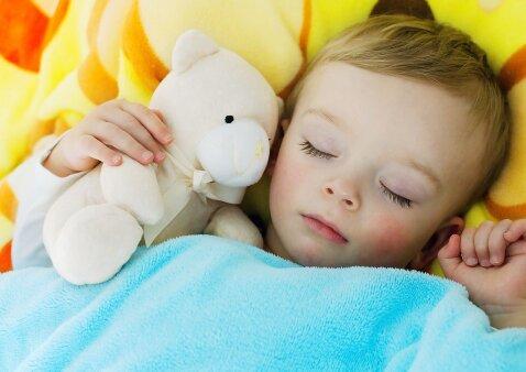 Labai svarbi priežastis, dėl kurios vaikams reikia pietų miego