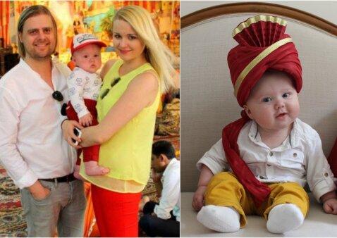 Kas labiausiai stebina Indijoje gyvenančią ir sūnų auginančią lietuvę