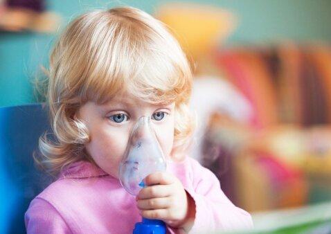 Inhaliacijos: ar jos išties padeda greičiau pasveikti?
