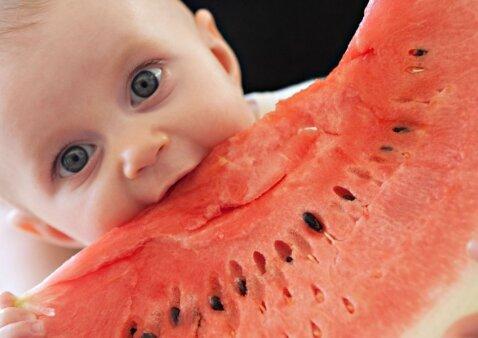 15 aktualių klausimų dietologei apie vaikų mitybą
