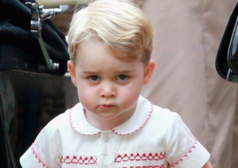 """Mažasis princas vėl atsidūrė dėmesio centre <sup style=""""color: #ff0000;"""">(PAPILDYTA)</sup>"""
