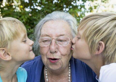 Psichologė: visas močiutes galima suskirstyti į 3 tipus