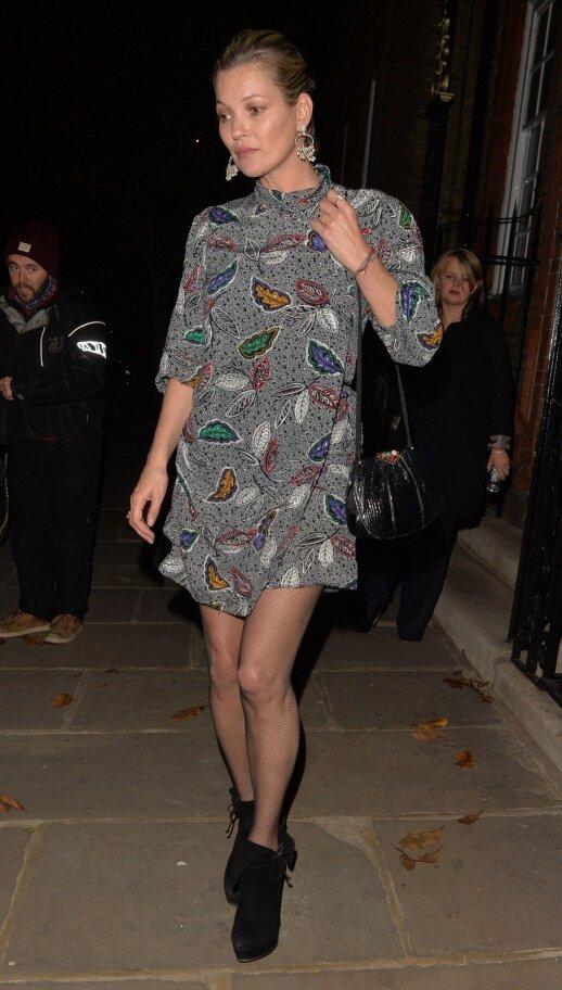 Modelis Kate Moss
