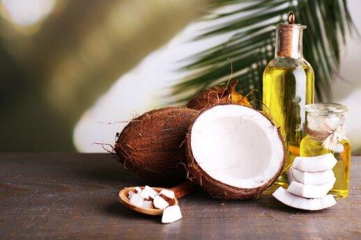 5 kokosų aliejaus naudojimo būdai, skirti grožiui puoselėti