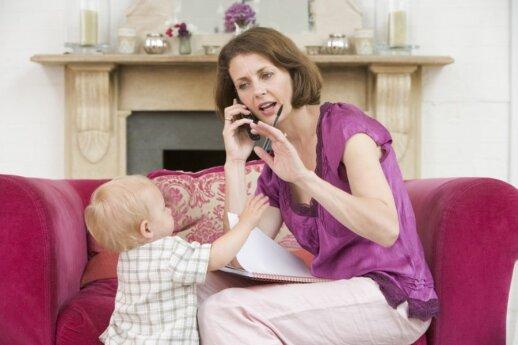 Kaip išmokyti mažą vaiką laikytis taisyklių