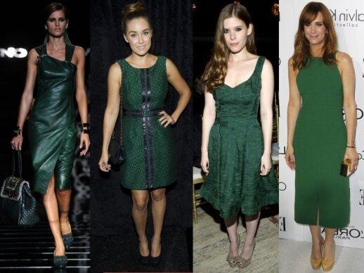 """Ermanno Scervino"", Lauren Conrad, Kate Mara, Kristen Wiig"