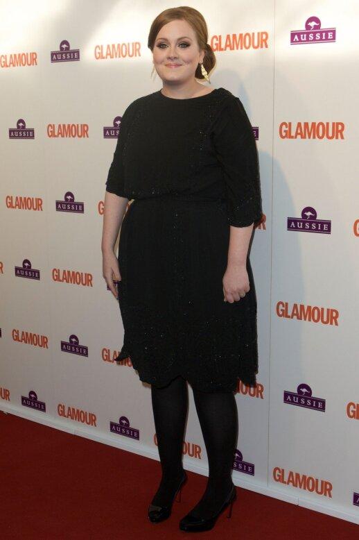 Kas padėjo dainininkei Adele atsikratyti nereikalingų kilogramų?