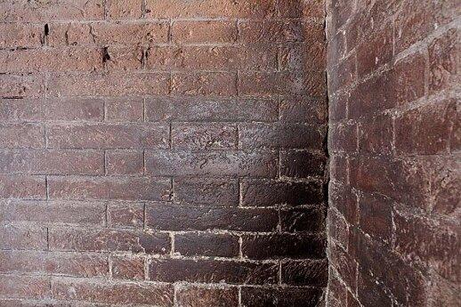 Nusisukus veidu į sieną galima susišnekėti beveik 10 m atstumu