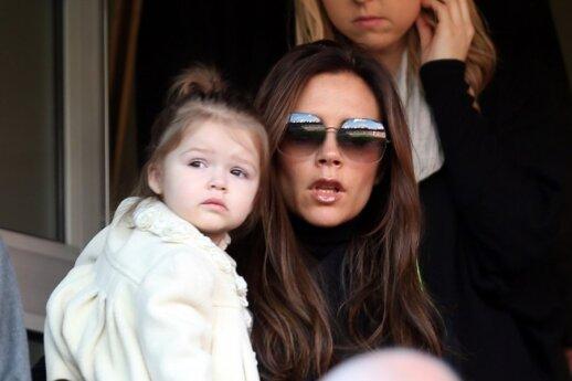 Daugiavaikė Viktorija Beckham: ilgas kelias į laimę