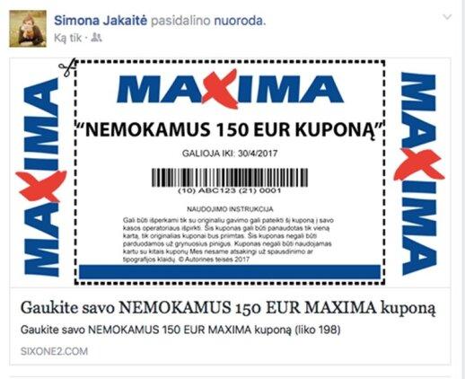 Maxima, virusas