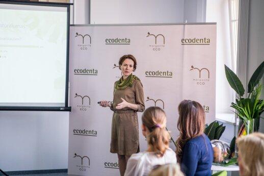 Milana Jašinskytė: anksčiau šį produktą siunčiausi iš Amerikos, dabar pirksiu Lietuvoje