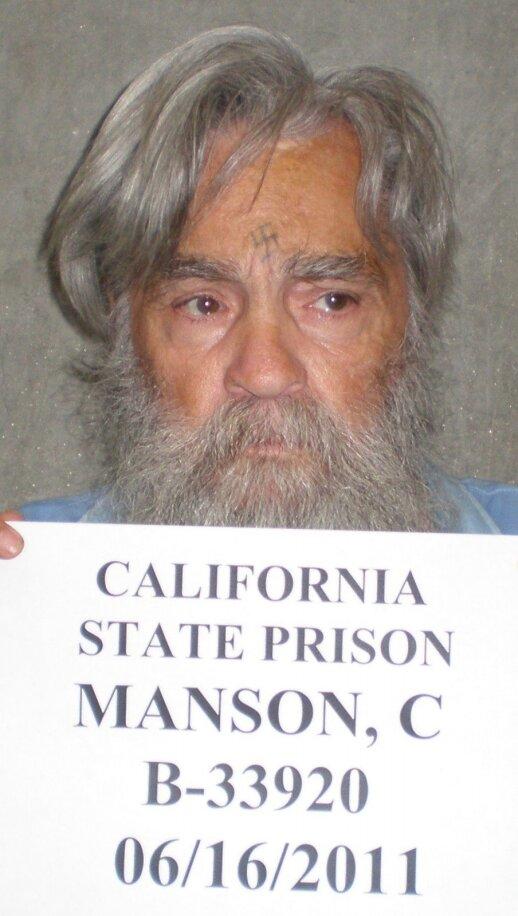 Charlesas Mansonas