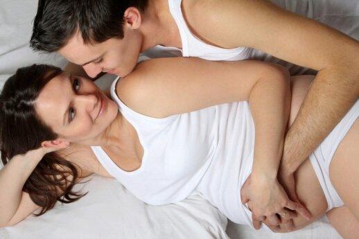 """<span style=""""color: #ff0000;"""">TIK VYRAMS</span>: kaip iš tiesų jaučiasi nėščia moteris?"""