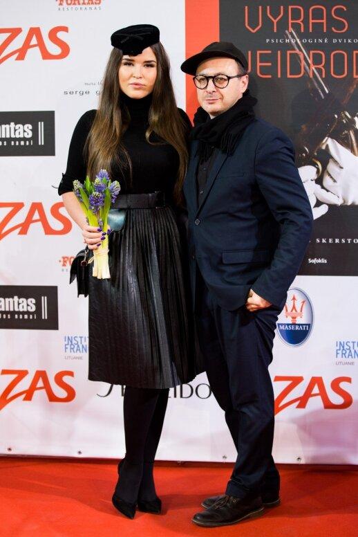 Marija Palaikytė ir Aistis Mickevičius