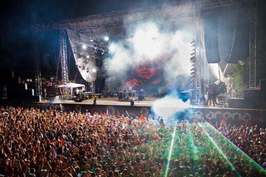 """Įspūdžiai iš festivalio: """"Exit 2013"""" - reivas iki paskutinės aušros"""