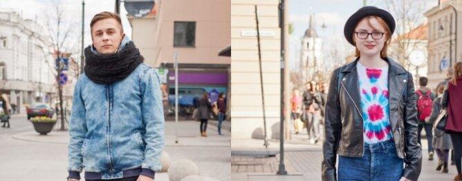 Gatvės mada: pavasarį pas stilinguosius sugrįžta spalvos (FOTO)