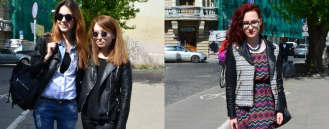 Gatvės mada: pirmieji vasaros derinukai(FOTO)