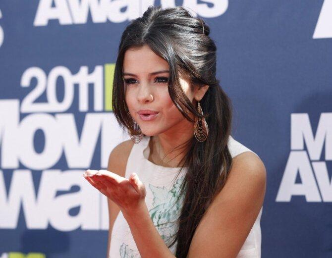 Atlikėja Selena Gomez