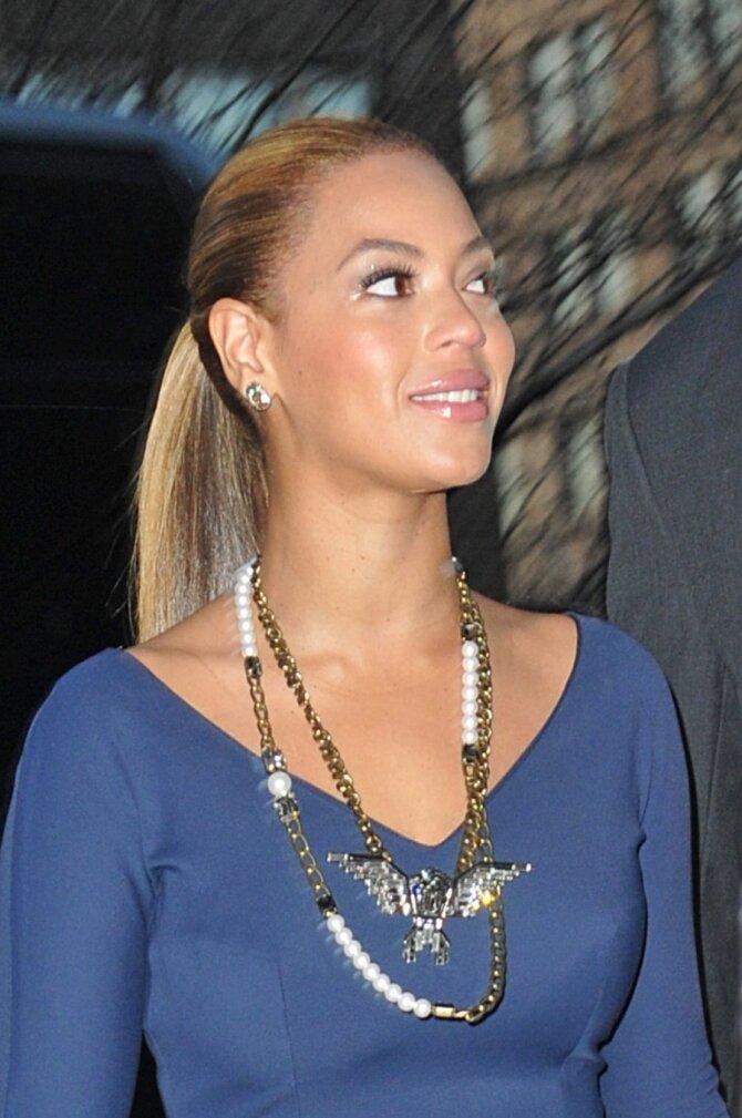 Atlikėja Beyonce Knowles