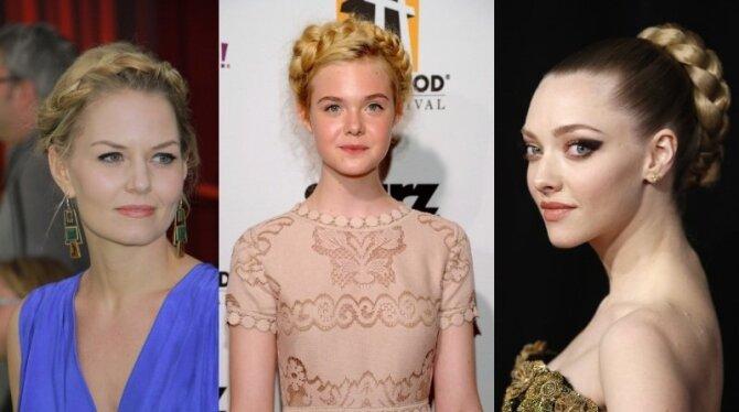Jennifer Morrison,Elle Fanning, Amanda Seyfried