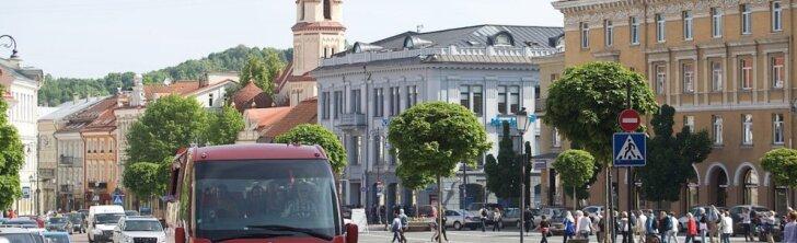 Vilniuje imamasi priemonių, kad turistams būtų patogiau