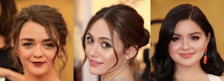 Nauja mada: įžymybės pakluso populiariai grožio tendencijai(FOTO)