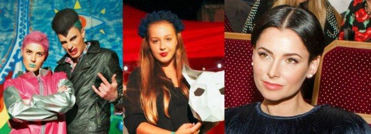 Kritika ir pagyros: Agnė Jagelavičiūtė komentuoja Vilniaus festivalininkų stilių(FOTO)