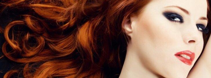Laimėk GLISS KUR rinkinį dažytiems plaukams (laimėtojos)
