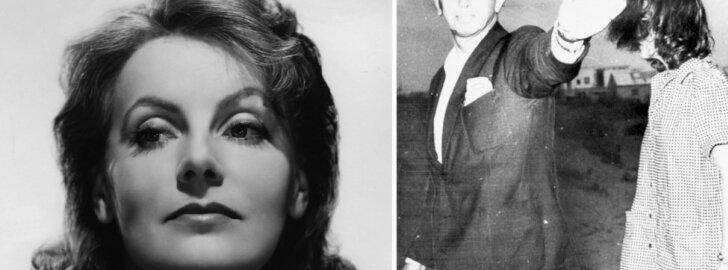 Greta Garbo ir Georgas Schlee