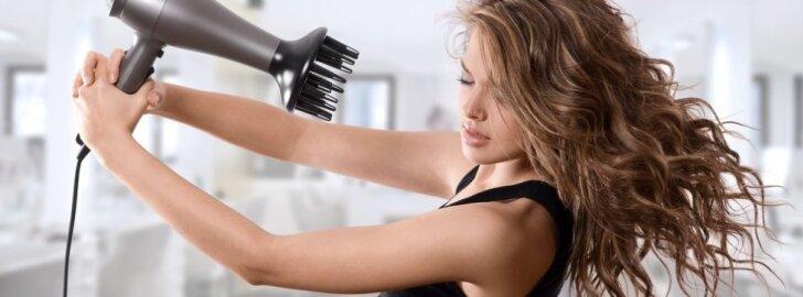 Padėk mums išrinkti tai, kas geriausia: plaukų priemonės