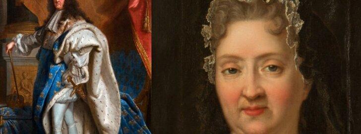 Juodoji karalienė Francoise:  nekenčiama meilužė,  apsukusi galvą Liudvikui XIV