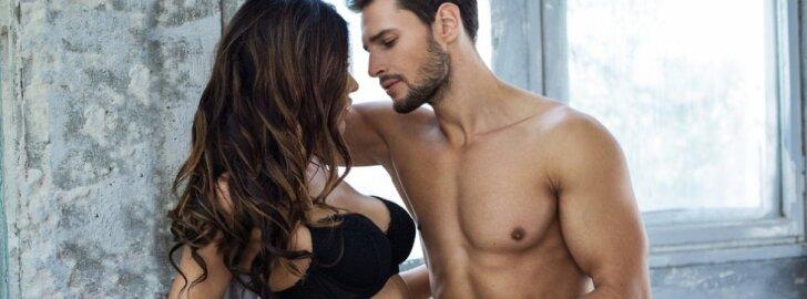 Ką vyrai iš tikrųjų galvoja apie sekso žaislus miegamajame